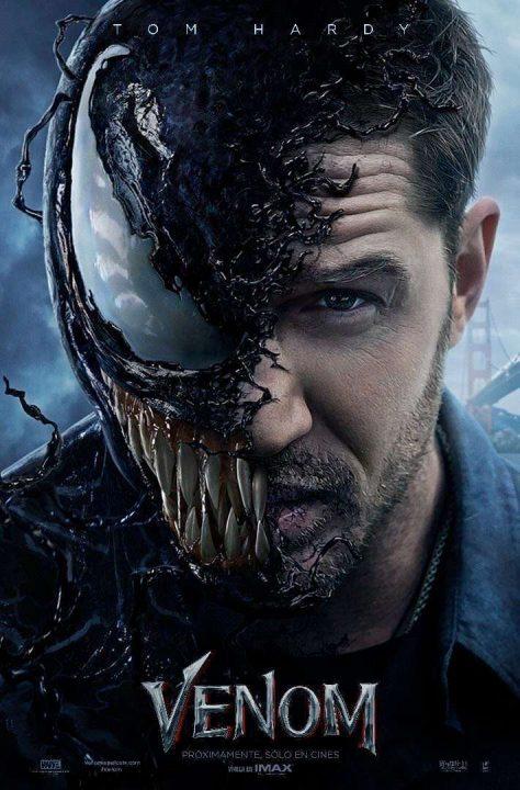poster venom movie