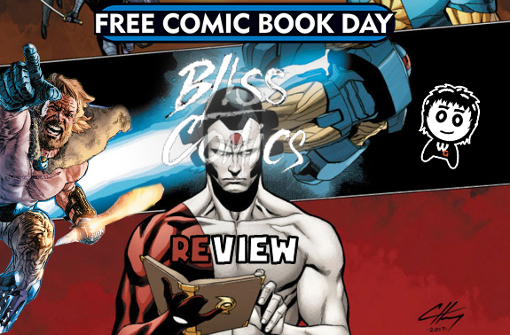 mini review fcbd bliss
