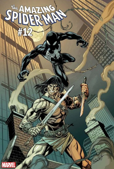 amazing spider-man conan