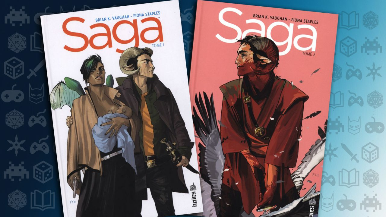 saga pack découverte