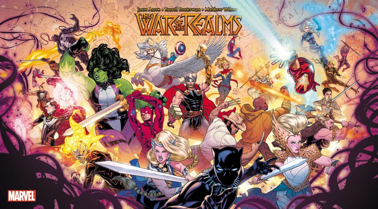 marvel war of the realms