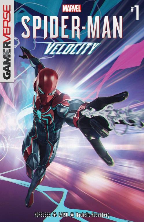 marvel spider-man velocity
