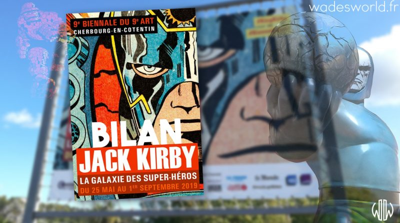 mini expo jack kirby